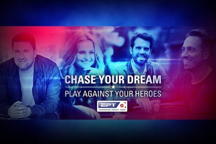 La compétition PokerStars «Chase your Dream» vous donne l'occasion de passer pro